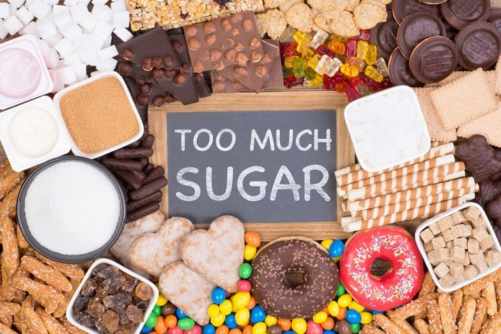 Avoid Taking Sugar Containing Food