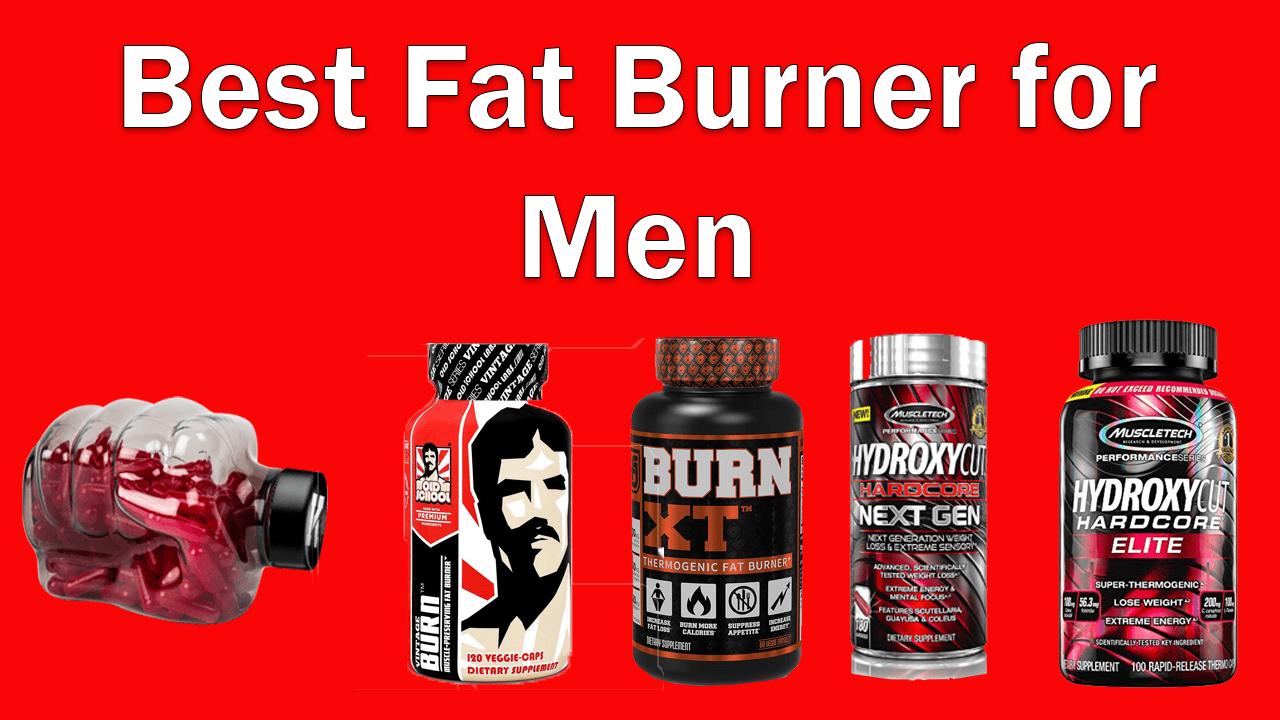 Fat Burners for Men