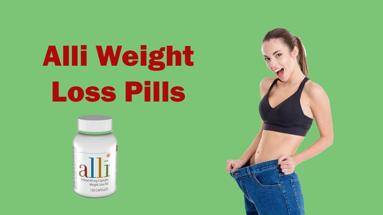 alli weight loss pills