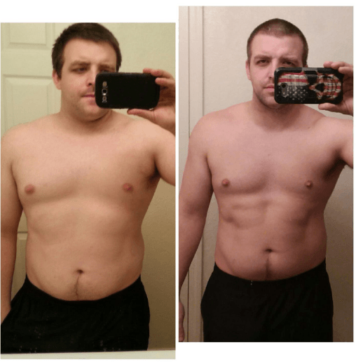 hydroxycut hardcore elite before and after