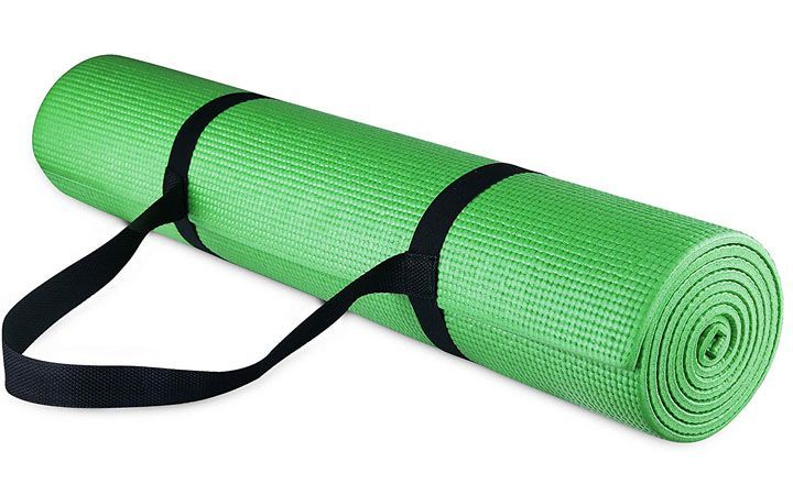 BalanceFrom GoYoga All-Purpose Yoga Mat 1/4 Inch