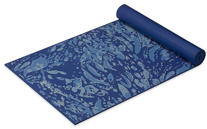 Gaiam 6mm Extra Thick Yoga Mat