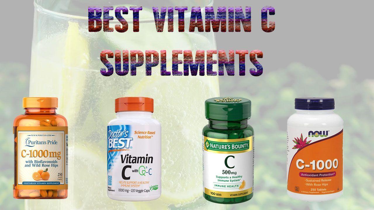 Best Vitamin C Supplements